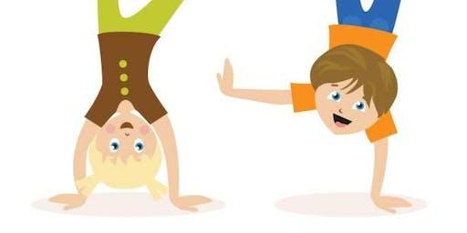 MISSION: Circus Skills - Hand Balancing