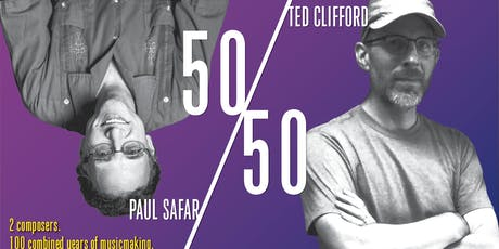 Music from Ted Clifford and Paul Safar tickets