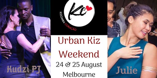 Urban Kiz Weekend!