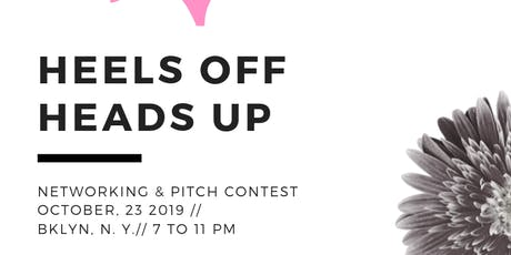 Second Annual Heel Off Heads Up Networking Social tickets