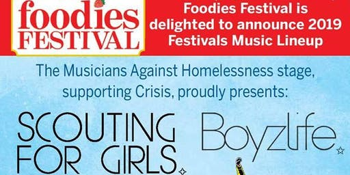 Foodies Festival Oxford Public-i Discounted Ticket