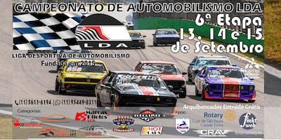 6ªETAPA | CAMPEONATO DE AUTOMOBILISMO LDA