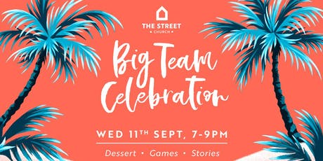 Big Team Celebration tickets