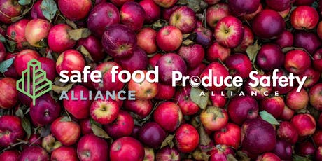 Produce Safety Alliance Grower Training  tickets