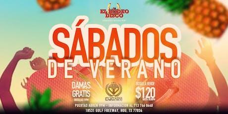 Rodeo Saturday's 08/24/19 boletos
