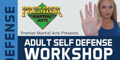 Self Defense Workshop: Free Community Event in Weston tickets