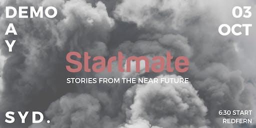 Startmate Demo Day, Sydney