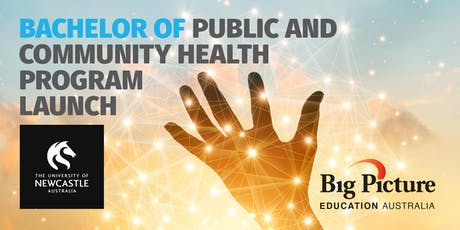Bachelor of Public and Community Health Program Launch tickets