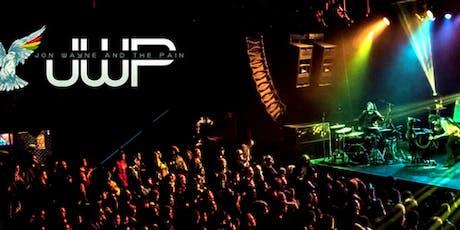 Jon Wayne and the Pain w/ TuffRoots at Bigs Bar Sioux Falls tickets