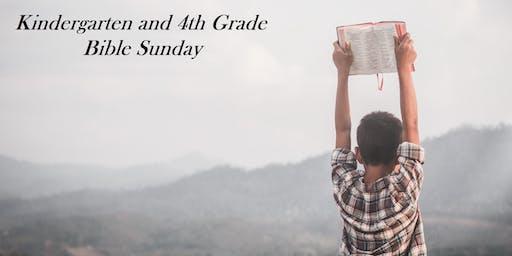 Bible Presentation 2019