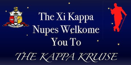 The Kappa Kruise tickets