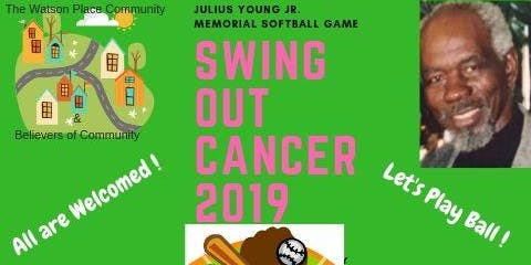 The Julius Young Jr Memorial Softball Game and Fundraiser