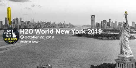 H2O World New York 2019 tickets
