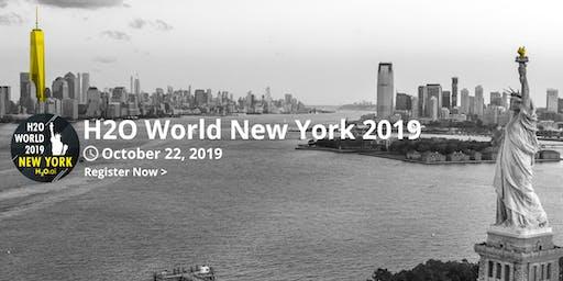 H2O World New York 2019