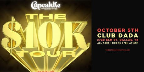 Cupcakke 10k Tour at Club Dada tickets
