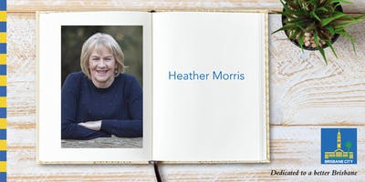 Meet Heather Morris - Carindale Library