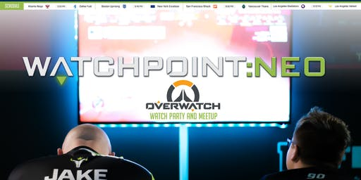 WATCHPOINT: NEO - An Overwatch League Watch Party