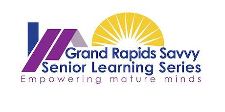 Avoiding Senior Scams tickets