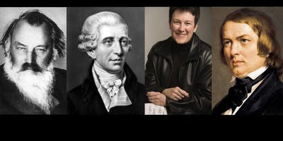 Music of Brahms, Haydn, Higdon, and Schumann