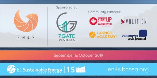 Entrepreneurs For Sustainability 2019