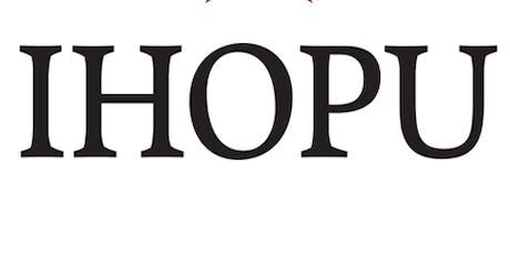 IHOPU Student Ministry Outreach Planning MTG. W/Damon Chandler tickets
