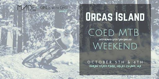 Orcas Island COED MTB Weekend