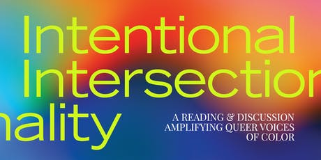 Intentional Intersectionality: Amplifying Queer Voices of Color tickets