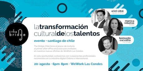 Transformación Cultural de los Talentos Digitales entradas
