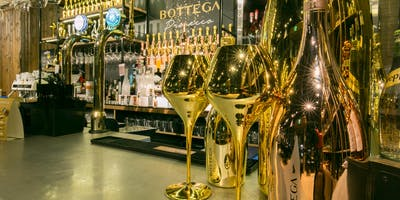 Bottega Prosecco Tasting Lunch