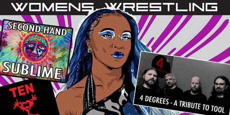 Respect Women's  Wrestling Vol. 8 tickets