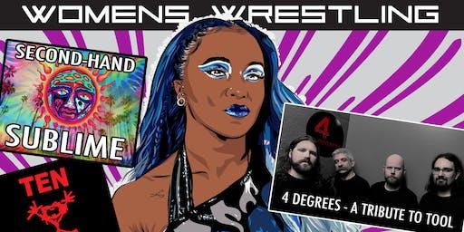 Respect Women's  Wrestling Vol. 8