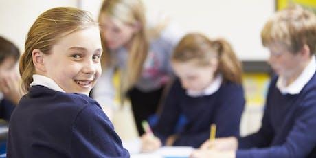 Achieving School Success tickets