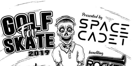 Golf for Skate 2019 tickets