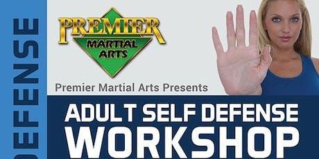 Self Defense Workshop: Free Community Event in Plantation tickets