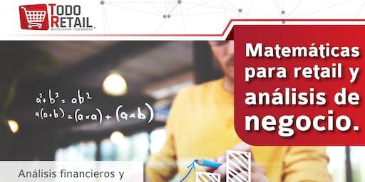 Matemáticas Para Retail y Análisis De Negocio