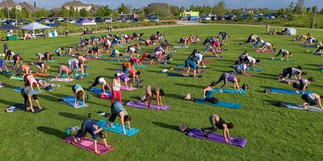 Bridgeland Free Day of Yoga tickets