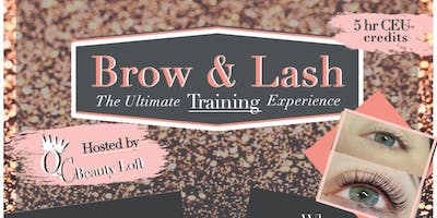 THE ULTIMATE - Brow and Lash Training