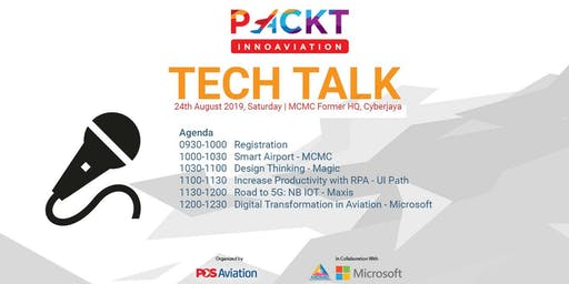 PACKT 2019 Tech Talk
