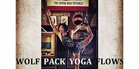 WOLF PACK YOGA FLOW  tickets