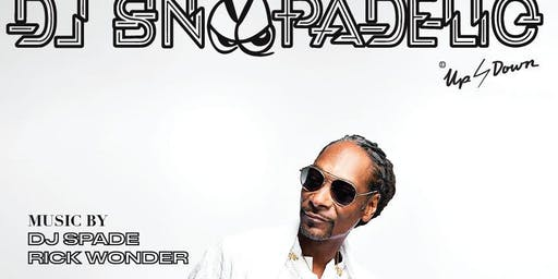 Snoop Dogg at Up & Down Tuesday 8/20