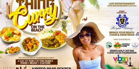 Every Thing Curry on The Beach tickets