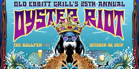 Oyster Riot XXV: Evening tickets