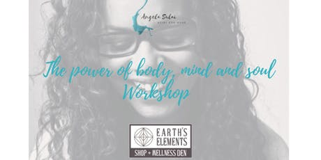 Discover the Power of Body, Mind and Soul tickets