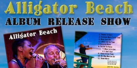 Alligator Beach Album Release Party & Show tickets