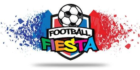 Football Fiesta - Indoor Fan Zone 5/9 - 19/9 tickets