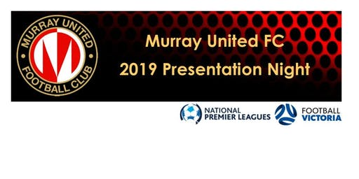 2019 Murray United FC Presentation Night