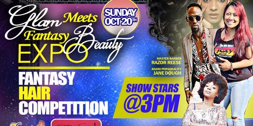 Glam meets Fantasy Beauty Expo