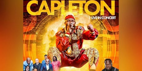 CAPLETON Live In Concert! Houston tickets