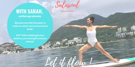 SUP YOGA HONG KONG with Sarah - Stanley tickets