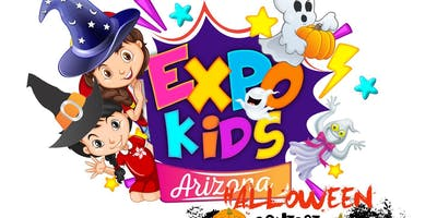 Expo Kids Arizona & Halloween Costume contest
